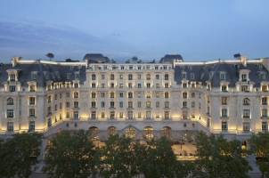 The Peninsula Paris - Exterior