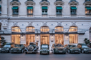 The Peninsula Paris - Transportation