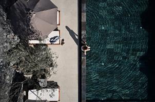Istoria Santorini - Infinity Pool
