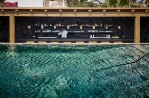 Istoria Santorini - Pool Bar