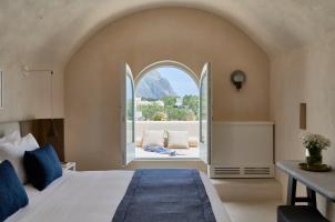 Istoria Santorini - Rakonto Suite