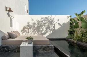 Istoria Santorini - Suite private Hot Tub