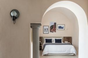 Istoria Santorini - Saga Suite