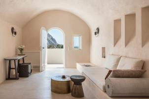 Istoria Santorini - Storia Suite Living Area