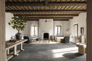 Mykonos - KALESMA - Lounge Area