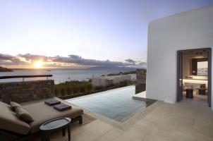 Mykonos - KALESMA - Pool Sunrise