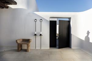 Mykonos - KALESMA - Entrance