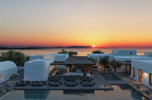 Mykonos - KALESMA - Sunset
