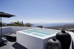 Omma Santorini - Honeymoon Maissonette