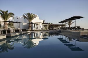 Omma Santorini - Pool Bar