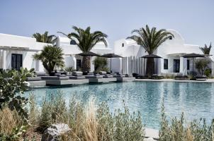 Omma Santorini - Pool
