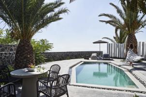 Omma Santorini - Pool Villa