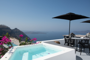 Omma Santorini - Residence Suite