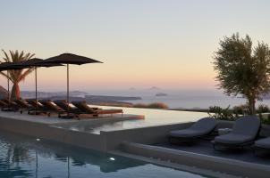 Omma Santorini - Sunset View