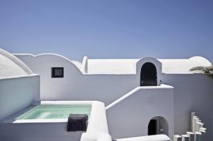 Omma Santorini - Superior Room