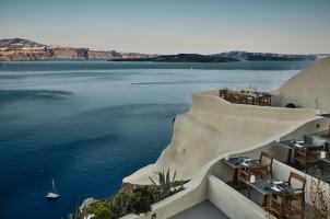 Mystique Santorini - ASEA Restaurant