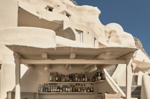 Mystique Santorini - Aura Bar