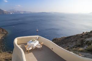 Mystique Santorini - Private Dining