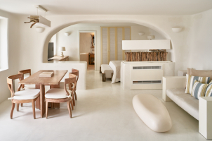 Mystique Santorini - Secrecy Villa