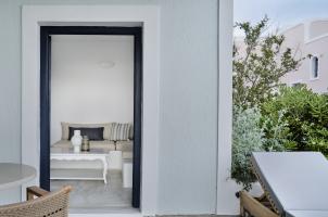 Vedema Santorini - Athenian Suite Balcony