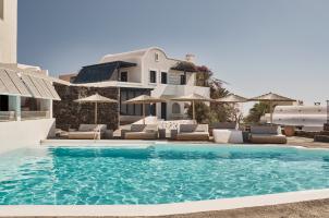 Vedema Santorini - Main Pool