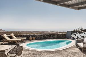 Vedema Santorini - Olympian Villa Pool
