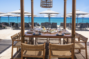 The Romanos Costa Navarino - Barbouni Restaurant