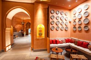 The Romanos Costa Navarino - Nargile Restaurant