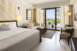 The Romanos Costa Navarino - Premium Bedroom
