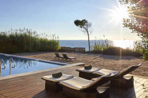 The Romanos Costa Navarino - Pool View