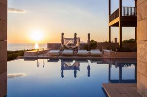 The Romanos Costa Navarino - Villa Koroni Sunset