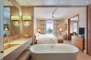 The Westin Resort Costa Navario - Premium Infinity Suite Bath Room