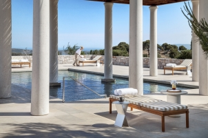 Amanzoe - Children's pool