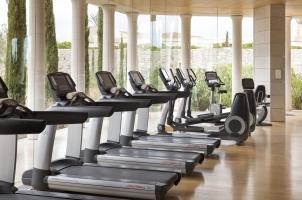Amanzoe - Fitness centre