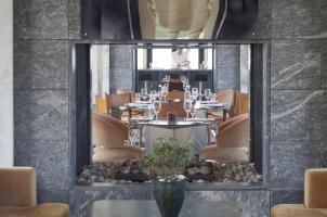 Amanzoe - Main restaurant