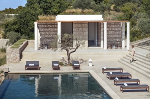 Amanzoe - Terrace & Pool- 4 Bedroom Villa