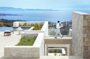 Amanzoe - Terrace and Pool - 5 Bedroom Villa
