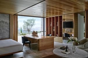 Amanzoe - Villa bedroom