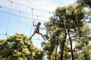 Porto Sani - Adventure Park