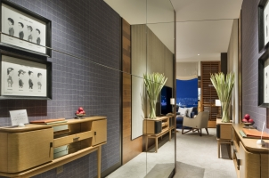 Rosewood - Standard Room Entrance View