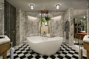 Rosewood - Bathroom