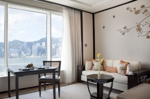 The Peninsula Hong Kong- Grand Deluxe Harbour View Room