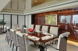 The Peninsula Hong Kong - Suite Dining Area