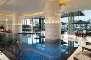 The Peninsula Hong Kong - Swimming Pool