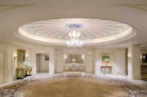 The Peninsula Hong Kong - Foyer
