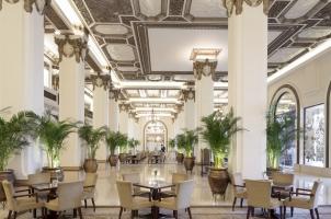 The Peninsula Hong Kong - The Lobby