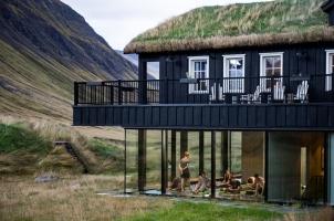 Iceland - Deplar Farm Spa & Yoga