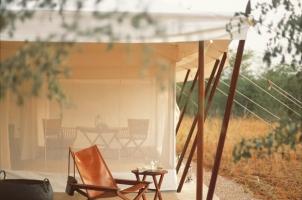 Aman-I-Khas - Luxury tent