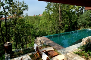 India - Ananda in the Himalayas - Private Pool Villa
