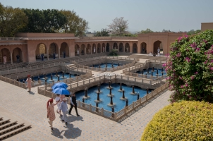 Bawa Tours & Travel - India - The Oberoi Amarvilas